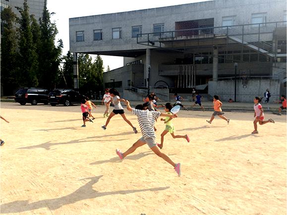 V코치 출동, 스포츠+놀이